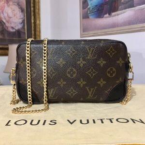Louis Vuitton Marly Dragonne PM Shoulder Bag 862TH
